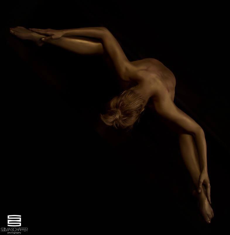 hungarian nude model